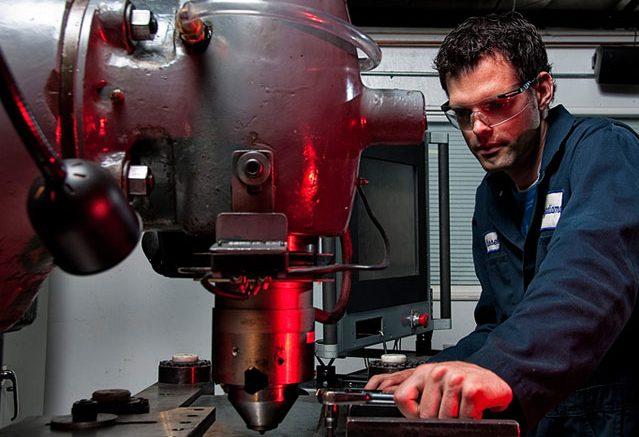 MegaStir Company Technician | Friction Stir Welding
