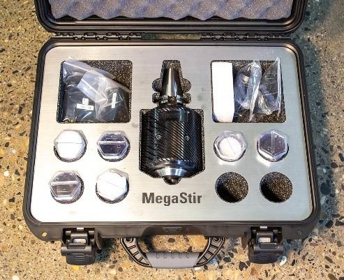fsw instrumented tool holder kit