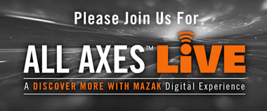 Mazak Launches New Holistic Digital Experience for Customers